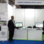 Sanohub  exhibited VitaCuro at Advantage Healthcare India Summit